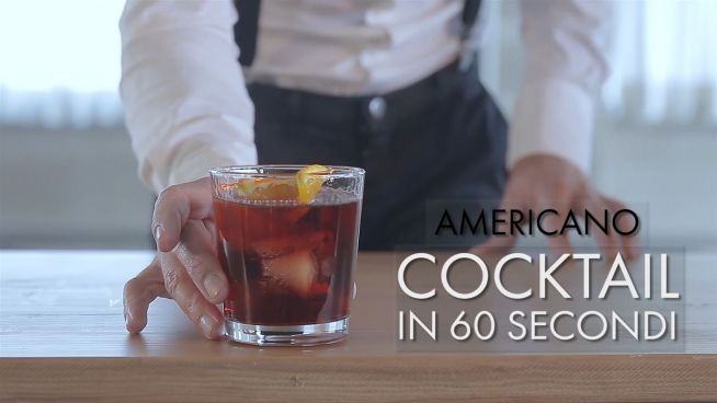 Cocktail in 60 secondi: Americano