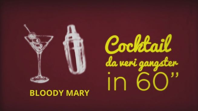 Il segreto per cocktail da veri gangster: Bloody Mary
